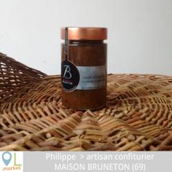 Confit d'oignons au vinaigre balsamique (220 g)