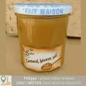 """Pot de Caramel au Beurre Salé """"Fait Maison"""" (300 g)"""
