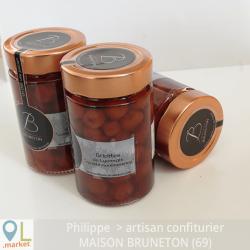 """Griottes du Lyonnais """"Variété montmorency"""" (230 g)"""