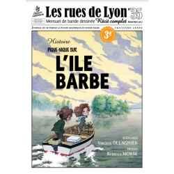Les Rues de Lyon – Journal en BD