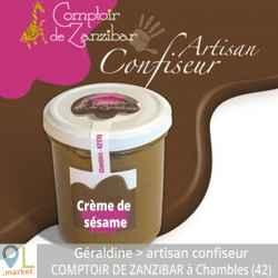 Crème de Sésame (200 g)