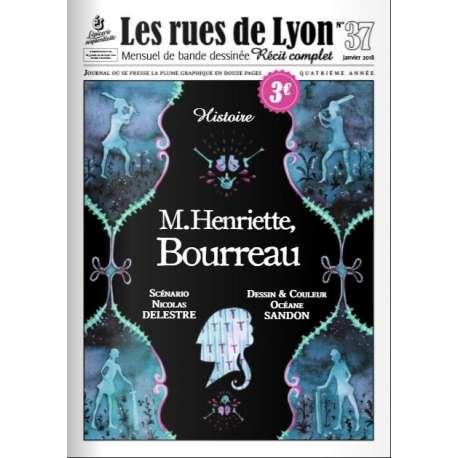#37 - Histoire M.Henriette Bourreau