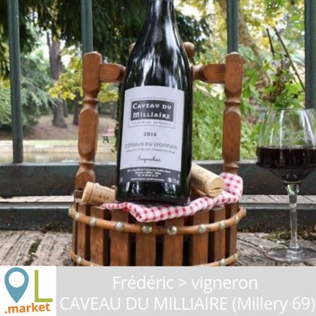 Rouge Improbus (Gamay 75 Cl)