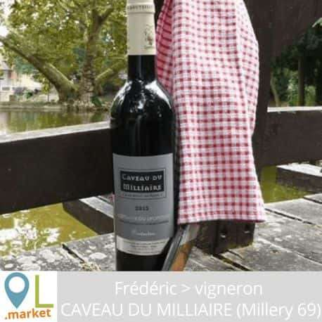 Rouge Provectus (Gamay 75 Cl)