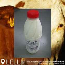 Lait Entier (1 litre)