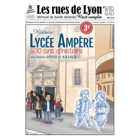 #53 - Histoire Lycée Ampère 500 ans d'histoire