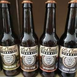 Bières classiques La Canute Lyonnaise (33Cl)