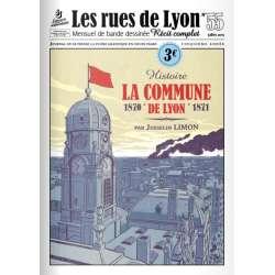 #55 - Histoire La Commune de Lyon 1870-1871