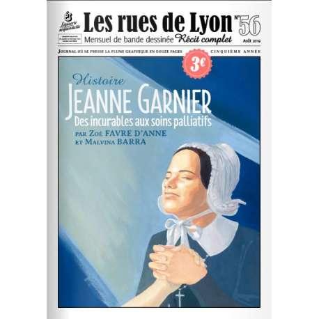 #56 - Histoire JEANNE GARNIER Des incurables aux soins palliatifs