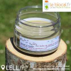 Nature en bulles - Savon à raser - pot (100 g)