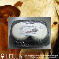 Paillons frais de vache (2 x 55g)