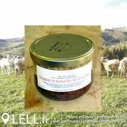 Terrine d'agneau aux olives (375 gr)