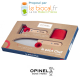 OPINEL Coffret Le Petit Chef : éplucheur, couteau et protège-doigts