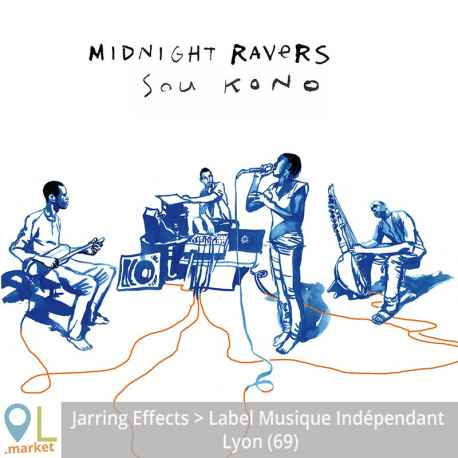 "Midnight Ravers - ""Sou Kono"""