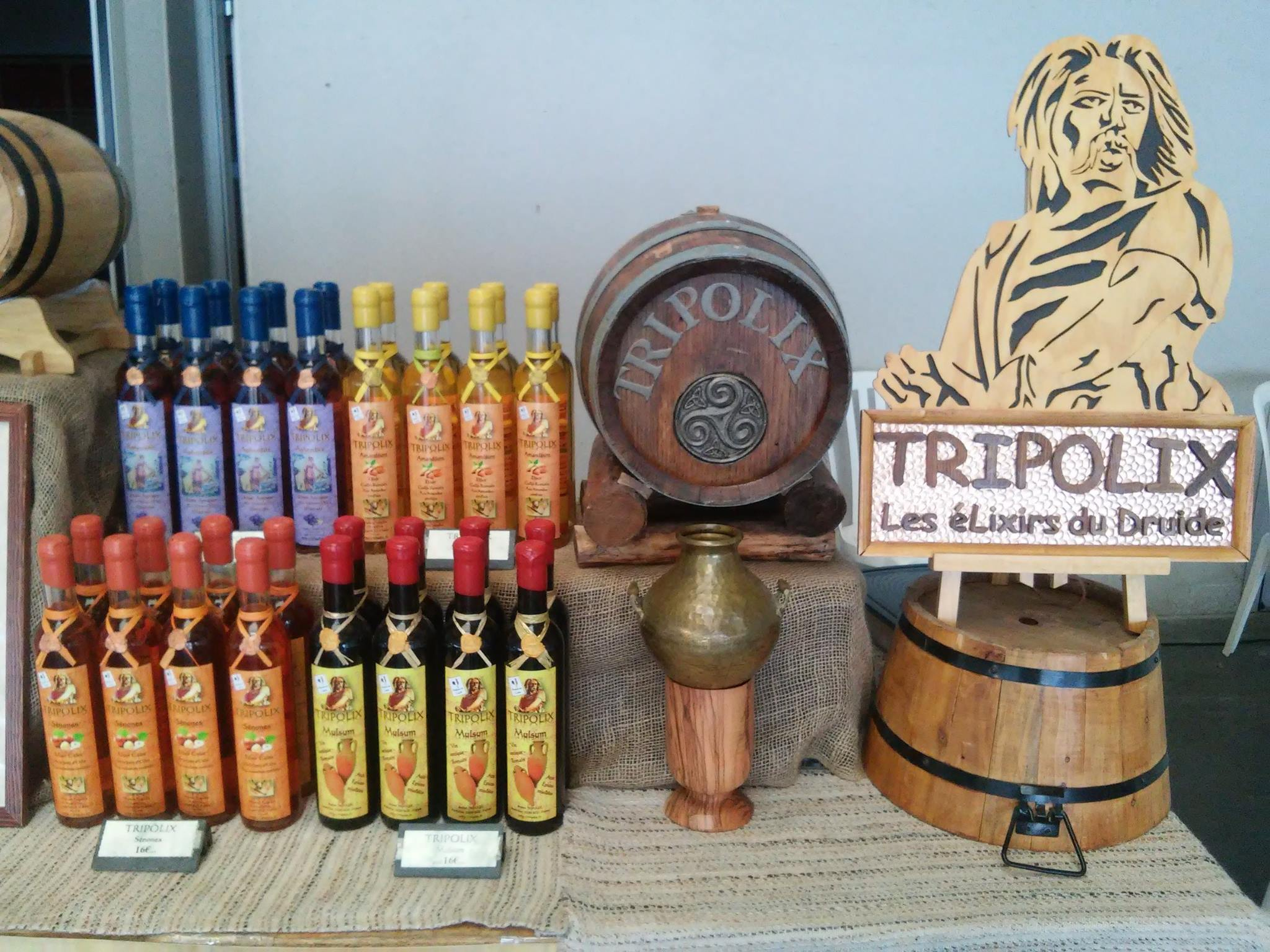 Stand TRIPOLIX